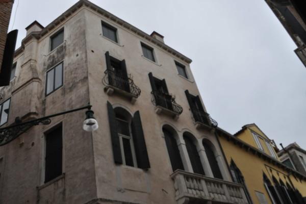 St. Agostin, terzo piano, bella vista, frazionamento Palazzo Veneziano
