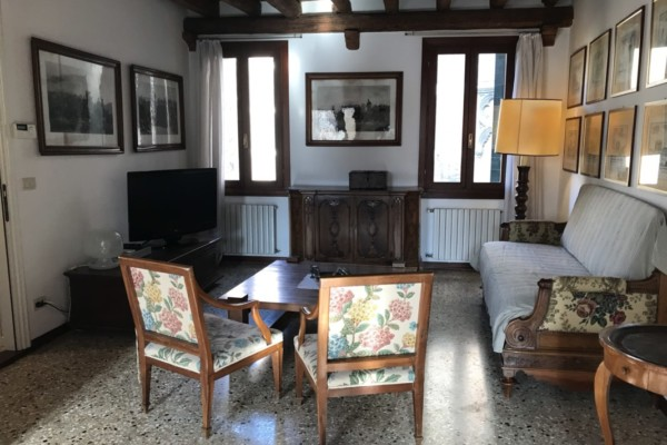Dorsoduro - San Rocco - Splendida Mansarda
