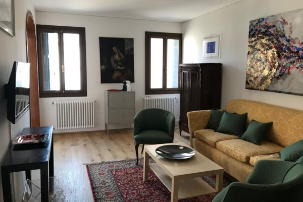 Appartamento a San Marco – San Maurizio