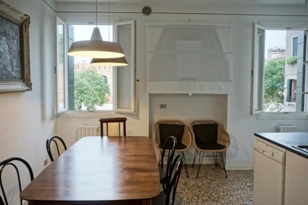 Arsenale - Appartamento Arredato piano primo con vista