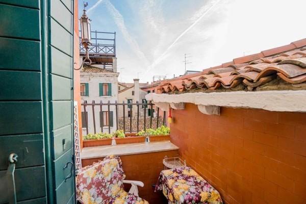 Zattere – appartamento con terrazza per residenti