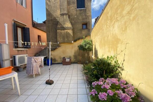 Appartamento con 2 terrazze vicinanze Ca'D'oro