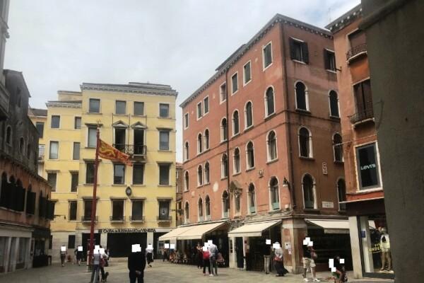 San Marco – Campo San Luca – fondo di negozio